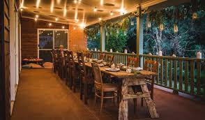 Teepee Dining Table Teepeevents Whitsunday