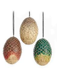 of thrones eggs ornament
