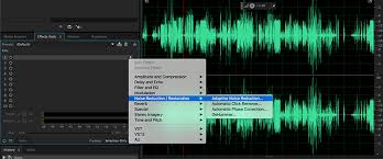 how to make fan video edits 5 ways to clean up audio in adobe audition