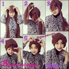 tutorial hijab segitiga paris simple tutorial hijab turban segi empat simple jilbab tutorial hijab