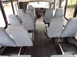 2010 chevrolet g30 express shuttle bus 3500 city louisiana