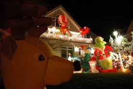 100 outside christmas decorations best 25 large outdoor