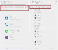undelete photos android android data recovery how to restore deleted files from android
