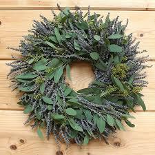 eucalyptus wreath lavender eucalyptus wreath creekside farms