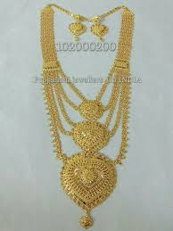 gold har set gold plated chandan har all products are made from copper and