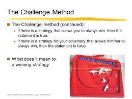 Challenge Method Cpsc 121 Models Of Computation Unit 6 Rewriting Predicate Logic