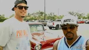 4k vanilla ice and koko corey at the palm beach car show youtube
