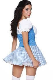Womens Dorothy Halloween Costume Dorothy Halloween Costume Dorothy Costume Adults