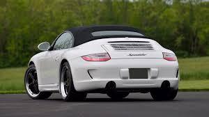 porsche speedster 2011 2011 porsche 911 speedster s155 dallas 2016