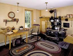 history of the kitchen stove old house restoration products
