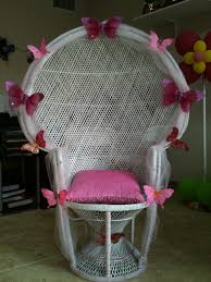 baby shower chair rental nj amandas baby shower on tinkerbell fairies posh ideas