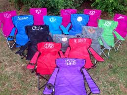 Mickey Mouse Lawn Chair by Monogrammed Folding Chair Beach Chair Lawn Chair Bag Chair