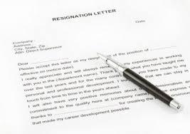 3 contoh surat pengunduran diri kerja dalam bahasa inggris dan