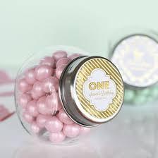 favor jars mini retro candy favor jars with lids birdsparty