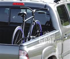 nissan frontier kayak rack truck bed bike rack for c channel track systems inno racks