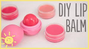 diy 5 minute lip balm youtube