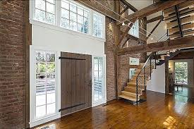 Barn House For Sale Converting A Dairy Barn From The 1850s Into A House Hooked On Houses