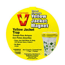 victor poison free victor poison free yellow jacket disposable trap model bsm370