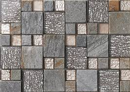 Stone Marble Mosaic Tile Crystal Glass Mosaic Tiles Kitchen - Stone glass mosaic tile backsplash