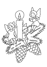 cute christmas tree coloring pages temasistemi net