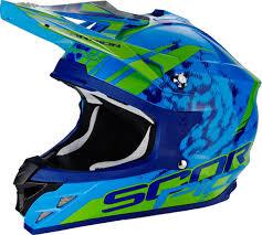 scorpion motocross helmets scorpion vx 15 air kistune cross helmet motorcycle motocross
