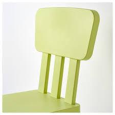 mammut childrens chair indooroutdoorlight green ikea arafen