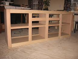 Exciting How To Build A by How To Build A Kitchen Base Cabinet Alkamedia Com