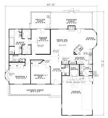 3 bedrm 2131 sq ft country house plan 153 1464