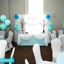 Baby Blue Wedding Decoration Ideas Baby Blue And White Wedding Decorations Light Blue And White