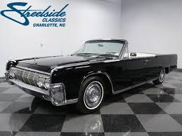 1964 Lincoln Continental Interior 1964 Lincoln Continental Streetside Classics Classic U0026 Exotic