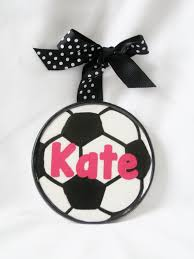 soccer ornaments to personalize 41 best end of season party ideas favors images on