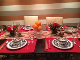 chinese new year dinner party table setting holiday pinterest