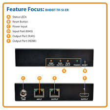 150 M To Ft by Amazon Com Tripp Lite Hdbaset Hdmi Over Cat5e 6 6a Extender