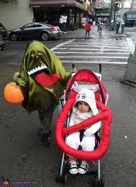 Monster Baby Halloween Costume Halloween Costumes Siblings Cute Creepy