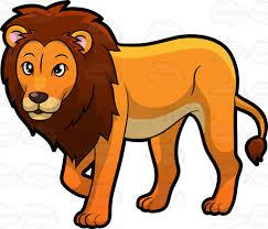 lion clipart cartoon images