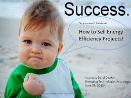 Fist Pump Baby Meme - how to sell energy efficiency products