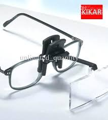 magnifying eyeglasses with light as seen on tv magnifying glasses with light magnifying glass light headgear