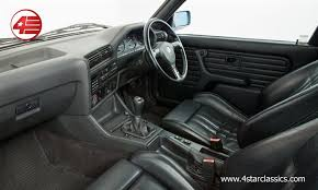 Bmw E30 Interior Restoration Classic Bmw E30 328i Sport Fully Restored With 2 8 For