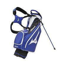 amazon com mizuno golf pro stand bag 14 way black white sports