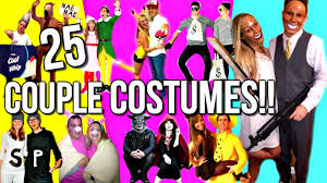 25 diy halloween couple costume ideas courtney lundquist youtube