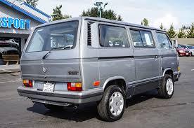 volkswagen minivan routan 1989 volkswagen routan awd northwest motorsport