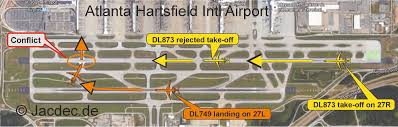 Atl Map 2016 04 27 Two Delta Air Lines Mds In Runway Conflict At Atlanta
