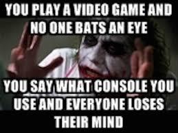 Playstation Meme - meme xbox vs playstation by kittyulquiorra on deviantart