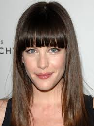 hairstyles for straight across bangs the best and worst bangs for long face shapes beautyeditor