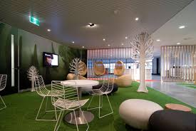 trendy office space interior design modern office interiors