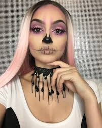 Halloween Skeleton Make Up by See This Instagram Photo By Alejandraxoxx U2022 3 226 Likes