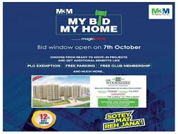my bid m3m my bid my home in gurgaon