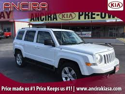 price of a jeep patriot upa1873a 2014 jeep patriot limited san antonio tx used cars for