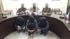 for bid sangrur friends held for bid to kill