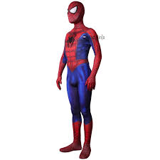paint man the best ultimate spiderman suit replica puff painted low price